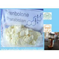 Quality 99% Light Yellow Trenbolone Steroid Powder CAS 10161-33-8 For Muscle Building for sale
