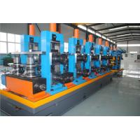 Buy cheap Galvanized Steel Tube Mill Machine 5mm Thickness Pipe With Innovative Design product