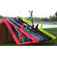 d70fe780e54 26/27.5er Aluminum 4X BMX/Dirt Jump Hartail AM MTB Mountain Bike Frame.  Contact Supplier