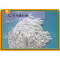 Buy cheap Formestane 566-48-3 99% Purity Raw Steroid Powders Formestane Hormone product