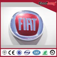 Buy cheap vacuum metalized Car Resell car exhibition car signage product