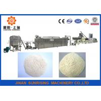 China Industrial Grade Automatic Modified Starch Machine , Corn Starch Production Line Power Saving on sale