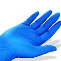 Buy cheap Hospital Grade Disposable Examination Gloves Anti Static Comfortable Wearing product