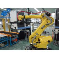 Buy cheap Multi - Function 6 Axis Welding Robot Arm High Reliability Long Work Life product