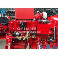 Buy cheap 98 KW Power Fire Water Pump Diesel Engine FM NFPA20 Standard IF05ATH-F product