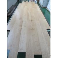 Natural Color Chinese Maple Engineered Hardwood Flooring With Flat