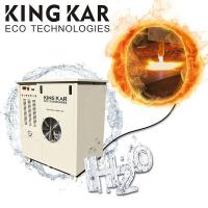 Buy cheap Oxy hydrogen generator for CNC Cutting Kingkar7000 product