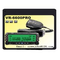 Buy cheap VHF UHF dual band texi car radio VR-6600P product
