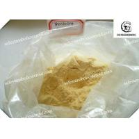 China Trenbolone Acetate Oral Anabolic Steroids Raw Powder CAS 10161-34-9 wholesale