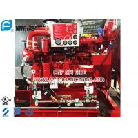 Buy cheap UL Listed FM Approved Holland Original DeMaas Fire Pump Diesel Engine 52KW With Low Speed product