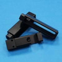 Buy cheap High Performance Cnc Precision Turned Components Black Aluminum Anodized Shaft product