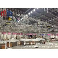 Buy cheap Durable Aluminium Stage Truss Outdoor Performance Equipment CE TUV Certificated product