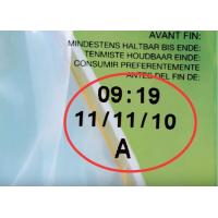 Quality TTO ribbons 33x500m for Smart Date Machine to print the expiry date on the paper for sale