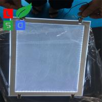 Buy cheap Ceiling Hanging Crystal Led Light Box Slim Light Frame With Nice Appearance product