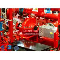 Buy cheap Firefighting Double Suction Horizontal Split Case Pump 500PM @ 115 PSI product