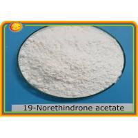 Buy cheap 19-Norethindrone acetate Progestogen Oral Contraceptive 19-Norethindrone Acetate 51-98-9 for women product