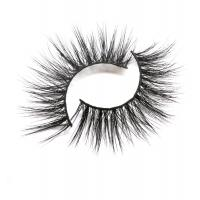 Buy cheap Luxury 3d Volume Eyelash Extensions Flexible Real Mink Individual Lashes product