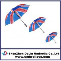 China Fashion flag umbrella wholesale