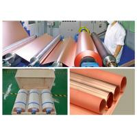 Buy cheap 25 Mic LP Electrolytic Copper Foil 500 - 5000 Meter Length Per Roll product