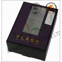 Buy cheap Digital Printing Luxury Product Packaging Boxes For Electronics Gold Stamping product
