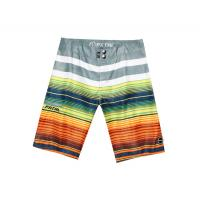 China fashion board shorts for men panelled low waist shorts regular patchwork beach short with pockets mayor short on sale