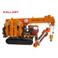 Buy cheap Regulated Type Hydraulic Hoist Cylinder for Construction Machinery Tower Crane product