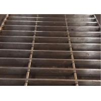 Buy cheap Driveway Road Drainage Catwalk Steel Grating Anti Rust Excellent Bearing Capacity product