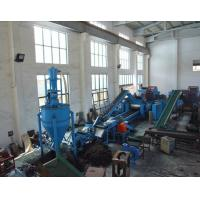 Buy cheap Fully Automatic Waste Tire Recycling Machine / Production Line For Agriculture Vehicle Tires product