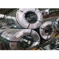 China Fingerprint Resistant Flat Rolled Stainless Steel , Cold Rolled Steel Sheet In Coil on sale