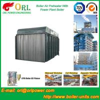 Buy cheap Gas Air Preheater CFB Boiler APH In Power Plant Heat Preservation product