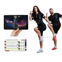 China Wireless ems fitness machine xbody ems slimming machine for 12 people on sale