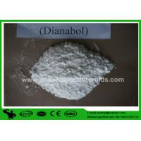 Buy cheap Women Bodybuilding Steroid Injection Hormones Dianabol CAS 72-63-9 Metandienone product