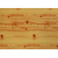 Buy cheap Plastic Heat Foil Sheets MDF Baseboard Width 1260mm For Furniture Edges product