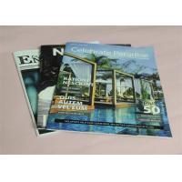 Buy cheap A4 Custom Magazine Printing And Binding product