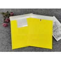China Custom Printed Padded Mailing Envelopes Eco - Friendly Bubble Wrap Mailers on sale