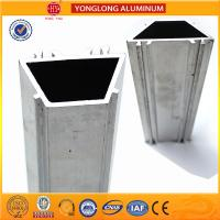Buy cheap Heat Insulating Extruded Aluminum Section Materials Flexible Operation product