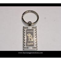 Buy cheap Custom Metal Keyring Key Ring&Custom Metal Keychain&Promotion Keychain product