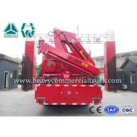 Buy cheap Red ISUZU Rescue Fire Fighting Truck For Oil Jetty , Fire Service Vehicles product