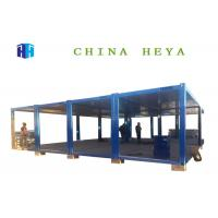 Buy cheap Fireproof Flat Pack Office Buildings , Flat Pack 20 Ft Shipping Container Home product