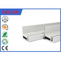 Buy cheap Silver Anodized Aluminum Frames For Solar Panels Mounting Frames 260 Watt 60 Cells 1650 X 992 MM product