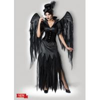 Midnight Raven 1138 Black Party Adult Costumes , Sexy Carnival Cosplay Halloween Costume