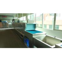 China High Precision Commercial Dishwashing Machine For Canteen Hotel CNC Bending on sale