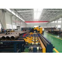 China Manufacturer Automatic Piping line Pipe Cutting And Beveling Machine 24-60 on sale