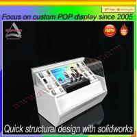 Buy cheap Hot sale acrylic mobile phone display showcase, display showcase for cell phone product