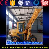 Buy cheap high lift loaders bucket loader front payloader for sale product