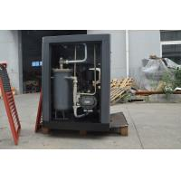 Hight Efficient Low Pressure Air Compressor / Electric Screw Air Compressors 4 Bar