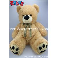 """Buy cheap 24.5""""Factory Made Giant Sitting Teddy Bear With Embroidery Paw product"""
