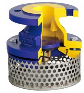 Buy cheap Levante el tipo estruendo silencioso/BS/AWWA/JIS de la válvula de pie del acero inoxidable del control product
