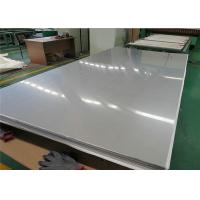 Buy cheap 22 Ga 1mm 304 Stainless Steel Sheet , Cold Rolled Stainless Steel Thin Sheets product