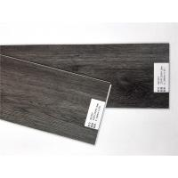 China Luxury Plastic Flooring Click System Indoor Wood Plastic Composite WPC Vinyl Flooring on sale